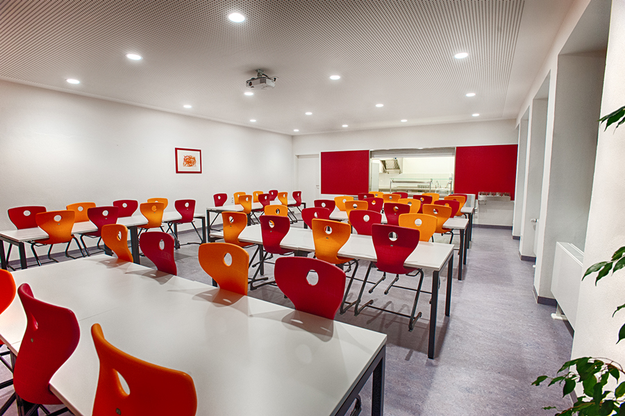 Mensa Grundschule Passau-Heining 11