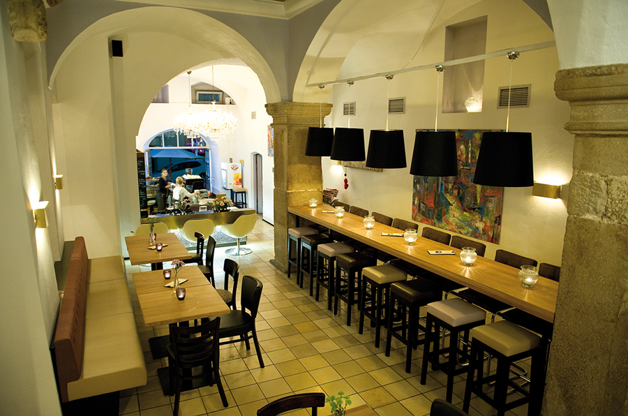Couch Cafe Passau 1
