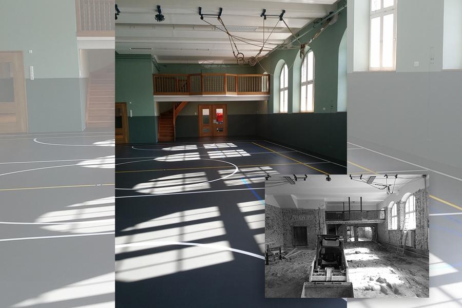 Altstadtschule Passau Hochwassersanierung 5