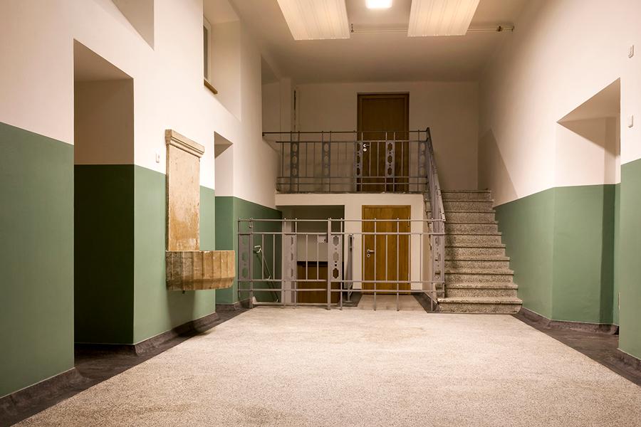 Altstadtschule Passau Hochwassersanierung 11