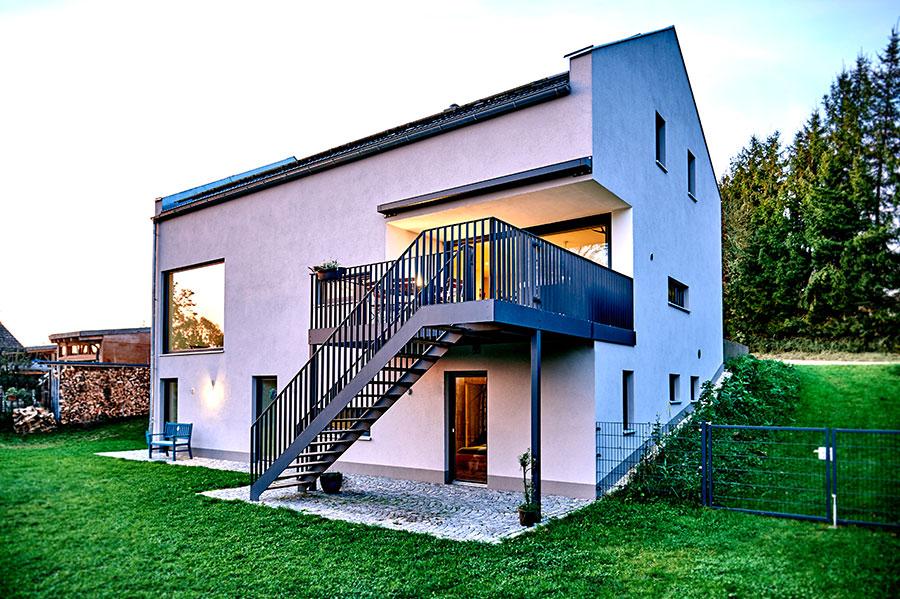 Einfamilienhaus Salzweg 1